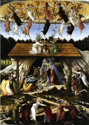 Botticelli's Mystic Nativity